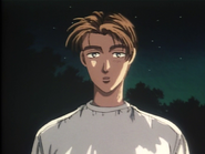 S1E07 Takumi watches Keisuke leave