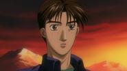 Third Stage Takumi is shocked when Natsuki admits she loves him