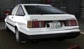 Itsuki AE85 Back