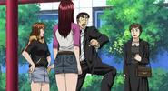 頭文字D Extra Stage 2 Iketani, Mako, Sayuki and Mrs. Iketani-69a