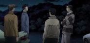 頭文字D Extra Stage 2 Iketani, Kenji, Itsuki and Takumi-28