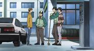 頭文字D Extra Stage 2 Kenji, Itsuki, Iketani and Takumi-6