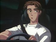 S1E04 Takumi driving casually