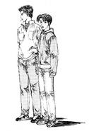 Takumi and Keisuke Ch210