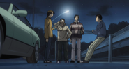 頭文字D Extra Stage 2 Kenji, Itsuki, Iketani and Takumi-10