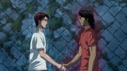 S5E03 Takumi greets Omiya