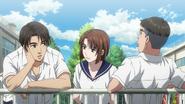 L1 Takumi and Itsuki talk with Mogi