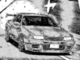 Rin Hojo's Nissan Skyline GT-R
