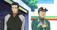 頭文字D Extra Stage 2 Itsuki and Kenji-41b