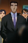 Bunat Fujiwara in a suit Third Stage