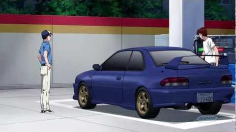 """Initial D 頭文字D Fifth Stage - Episode 1 """"Encounter of Destiny"""" (English subtitles) 720p HD"""