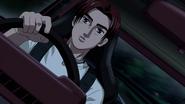 S5E01 Takumi driving with Itsuki