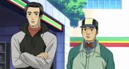 頭文字D Extra Stage 2 Itsuki and Kenji-41a