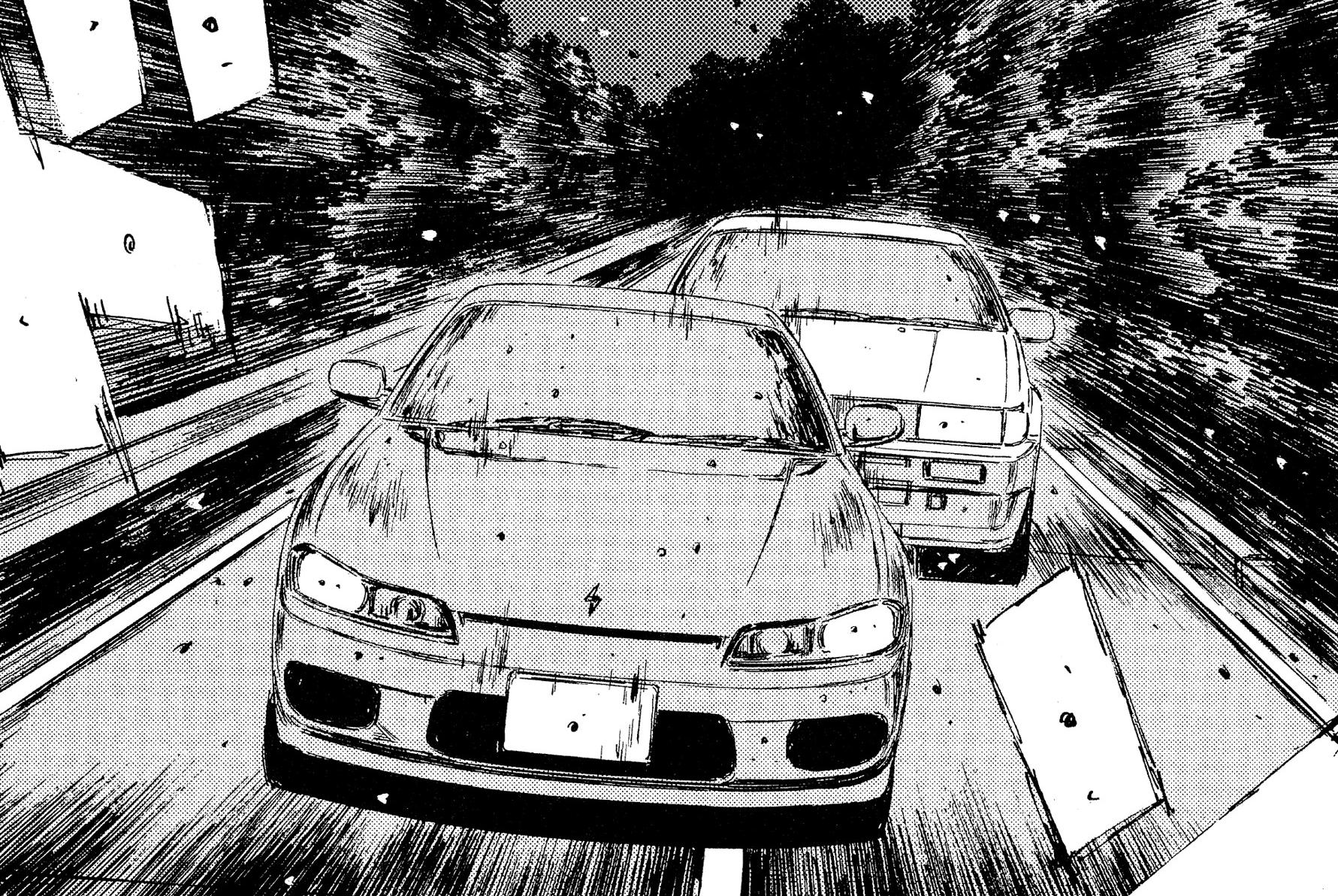 Takumi Fujiwara vs the Two Guys From Tokyo