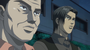 S6E1 Kubo and Go talk with Mrs Inui