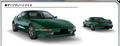 MR2 Dark Green Mica AS0