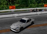 Initial D PS1 Nissan 240Z