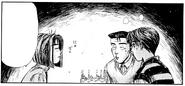 頭文字D Vol.16 Chapter 178 Natsuki, Bunta and Takumi-13a