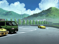 First Stage Toyota HiAce
