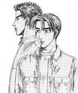 Takumi and Keisuke Ch239