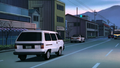 Third Stage Toyota Van