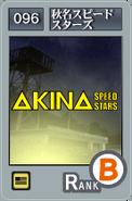 SS096 Akina SpeedStars