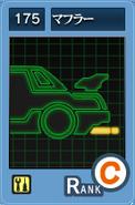 SS175 Exhaust