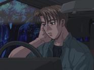S2E04 Takumi thinks about the race