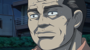 S6E2 Kubo hears about Shinji letting Takumi pass 1