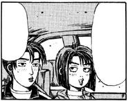 頭文字D 第16巻Natsuki-Takumi-23b