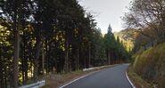 Descending Tsuchisaka