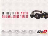 Initial D The Movie Original Sound Tracks