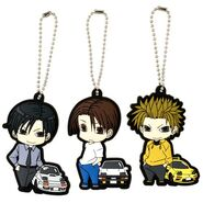 Project D Keychains