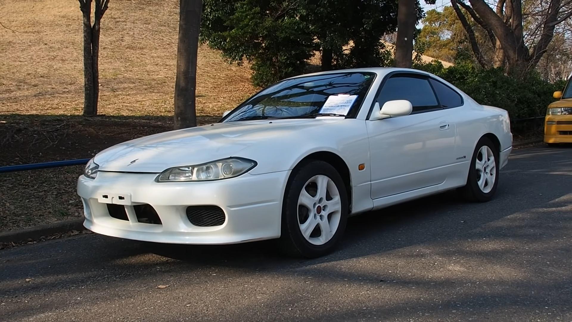 Nissan Silvia Spec R S15 Initial D Wiki Fandom