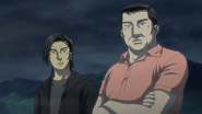 S5E07 Kubo and Go watch the race 3