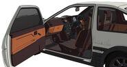 AE86 Legends Passenger Door