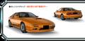 FC3S Orange Metallic AS8