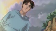 Third Stage Takumi watches Keisuke drive away