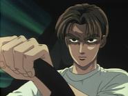 S1E14 Takumi is angered by Shingo