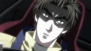 Keisuke shocked by inertia drift, Legend 1