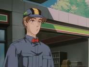 S1E02 Takumi in his uniform