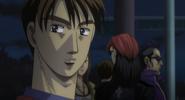 S4E21 Takumi watches the battle