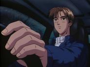 S1E06 Young Takumi driving
