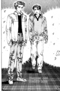 Takumi and Keisuke Ch194