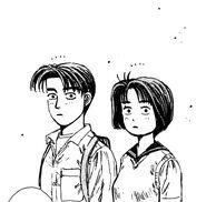 頭文字D 第9巻-Natsuki-Takumi-4