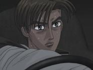 S2E13 Takumi overtakes Wataru