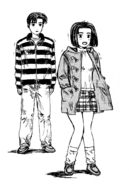 Takumi and Natsuki Ch172