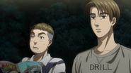 L1 Takumi and Itsuki meet the RedSuns