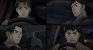 頭文字D Extra Stage 2 Kenji, Itsuki, Iketani and Takumi-9