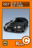 SS067 Celica GT-Four ST205